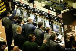 美股连续第二日大跌 道指下跌360点