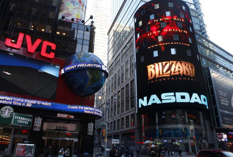 美股盘前:百度考虑从纳斯达克退市 美国股指期货小幅走低