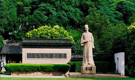 位于江苏昆山亭林园的顾炎武纪念馆