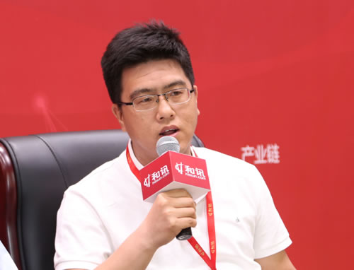 刘洋:金融企业看好农业潜在发展空间