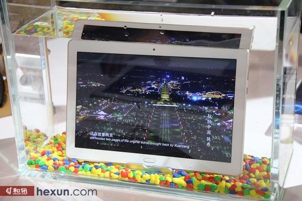荣耀发布首款防水影音平板Waterplay  售价1999元起