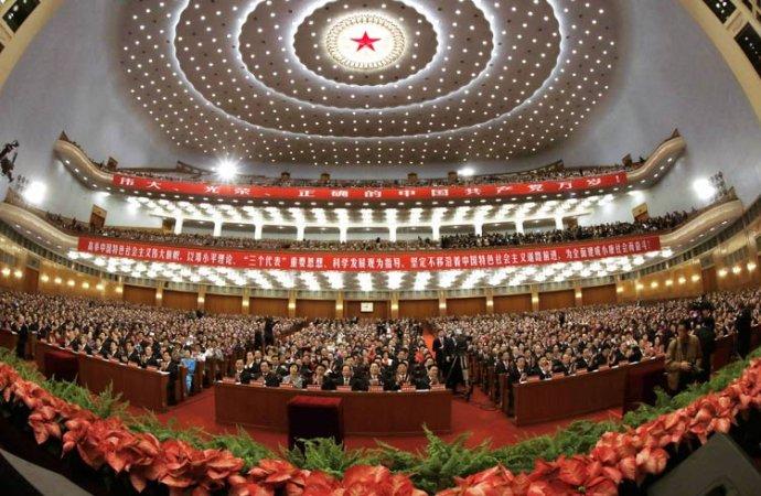新选出的中央政治局常委