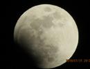 大连看到的月全食