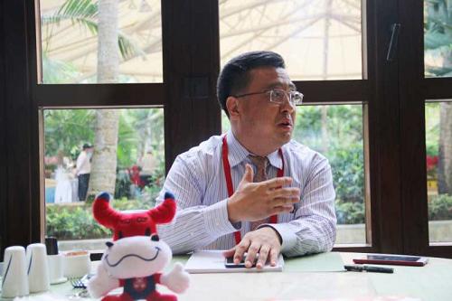 张亚勤:对改革开放十分有感触 个人与百度均受益