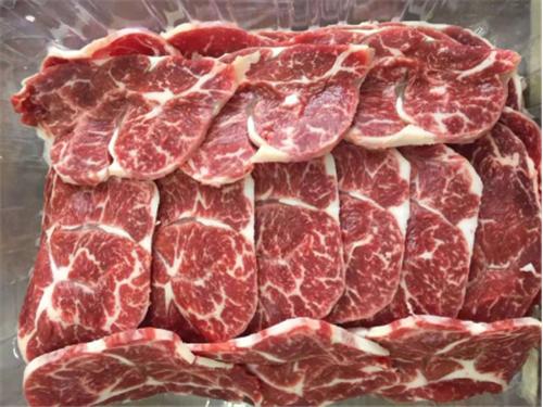 """郏县红牛""""雪花牛肉""""有着很高的营养价值"""
