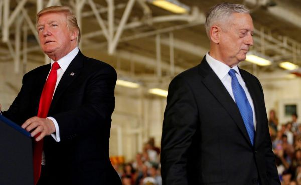 原料图片:美国代理国防部长帕特里克·沙纳汉。(图片来源于网络)