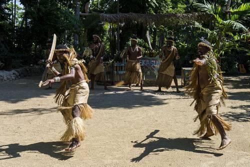 """""""   报道称,莫里森是近30年来首位访问瓦努阿图的澳大利亚总理,他计划"""