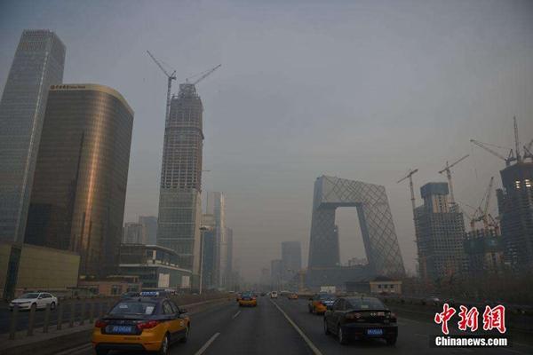 去年北京空气质量如何?官方:PM2.5浓度降了12.1%