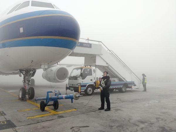 25日乌鲁木齐大雾航班受阻 26日南航补飞22班