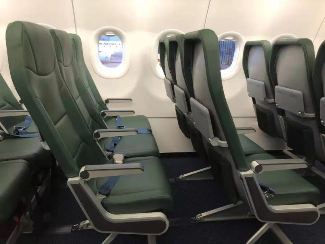 """春秋航空全新""""轻薄后仰""""座椅 提升旅客舒适度"""