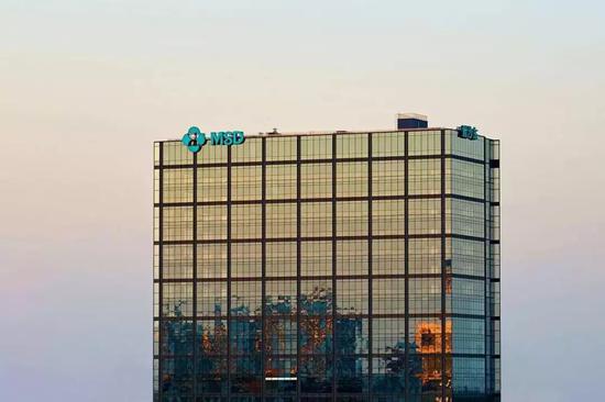 默沙东公司。