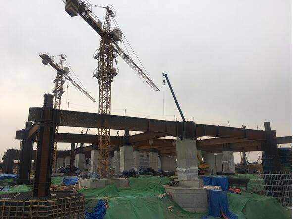 航空港区龙头高昂引领发展 今年将完成项目投资779亿