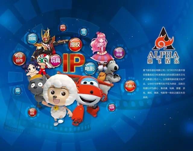 埋伏三家科技创业公司,奥飞娱乐将成科创板大赢家?