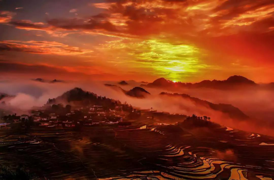 云上丹寨成摄影打卡圣地,摄影师镜头里还藏着一本扶贫账