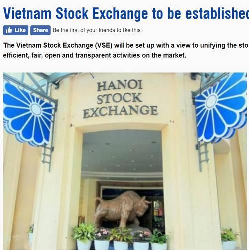 从2016年1月的675点,到2018年初的2000点,越南股指完成了2年间上涨196%的壮举;2019年以来,越南胡志明证券交易所的基准VN指数已经累计上涨了12%。根据彭博社的数据,越南是过去五年时间内全球表现第三的股票市场。