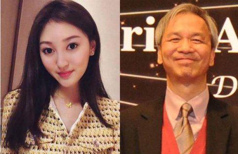 27岁港姐何艳娟和年长40岁富商吴志诚的婚姻玩完了!