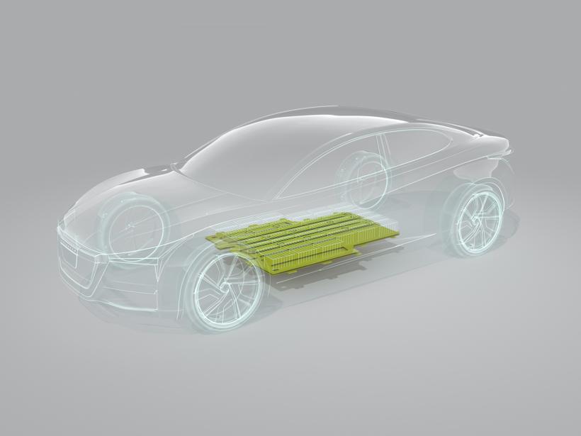 欧拓使用超静音材料生产电池托盘 可降低电动汽车噪音/提升续航里程