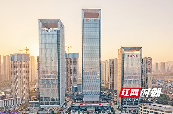 湖南金融中心:用一流营商环境 打造金融科技产业高地