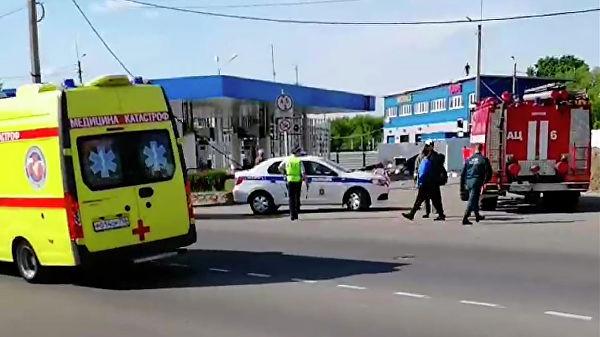 俄罗斯一座加油站发生爆炸 事故造成3人死亡