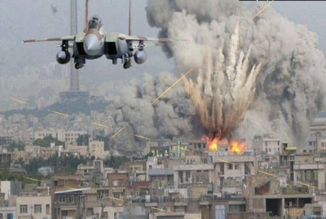 叙利亚遭到攻击