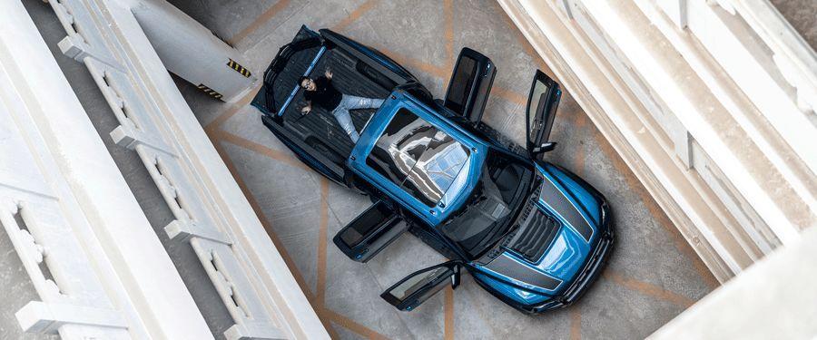 富人的玩具还是拉货工具 福特F150点评   电影里的他们