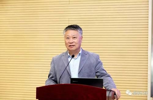 大赛组委会和学术委员会主席朱洪波院长宣布大赛正式启动并做动员讲话