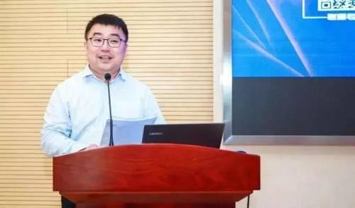 南京邮电大学计算机学院+软件学院+网络空间安全学院党委副书记副院长何海洋主持本次活动