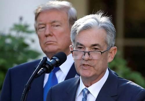 """曾被特朗普喊下课,现在他终于""""认怂""""!全球市场拉升,美股创5个月来最大涨幅"""