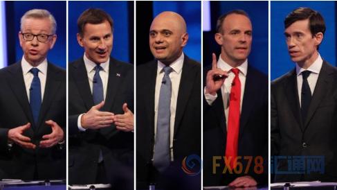 英国首相选举辩论再释焦虑信号,脱欧乱局持续下本周英银决议难有动作