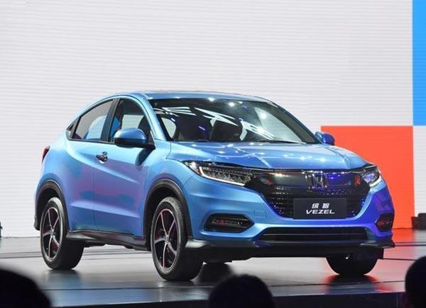 新款本田缤智竞争力分析:1.5T车型性价比高 与大众探歌谁更强