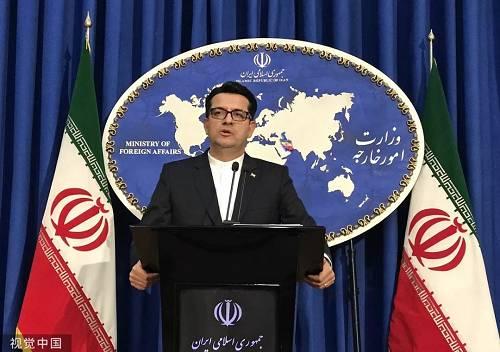 伊朗酬酢部说话人阿巴斯·穆萨维