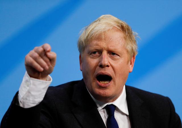约翰逊当选保守党领袖,成为下一任英国首相