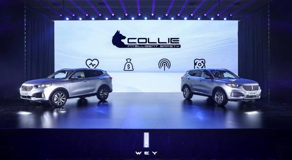 2020款WEY VV6售价14.8万元起 Collie牧羊犬全维智能安全系统发布