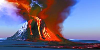 火山爆发怎样影响降雨