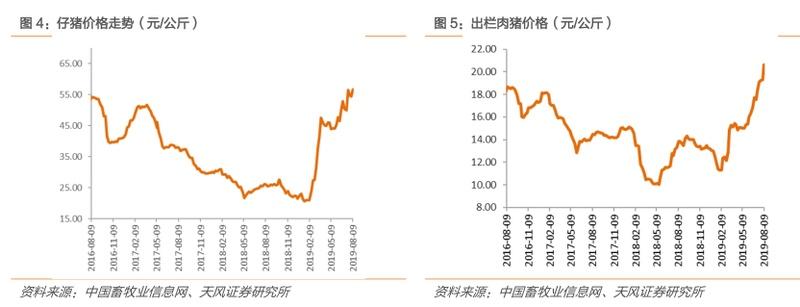 头号研报:生猪进入利润兑现期 行业集中度提升创造红利