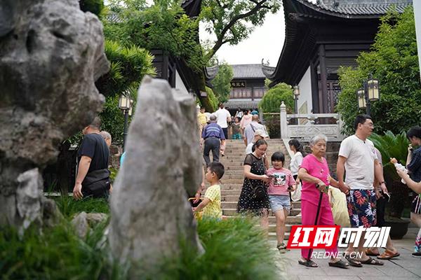 衡阳石鼓书院免费开放首日游人如织【图】