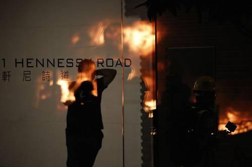 香港乱局如何收场?梁振英最新表态值得琢磨