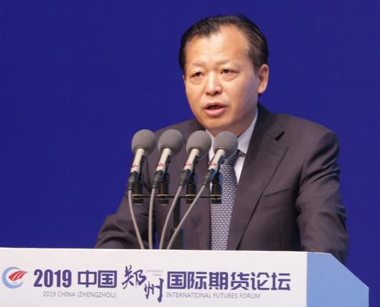 河南省副省长刘伟:期货业必将发挥越来越重要的作用