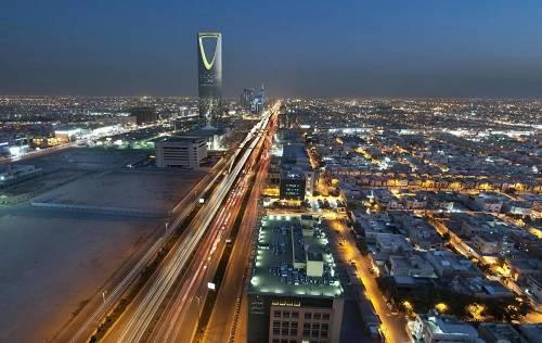 沙特利雅得(图片来源:视觉中国)