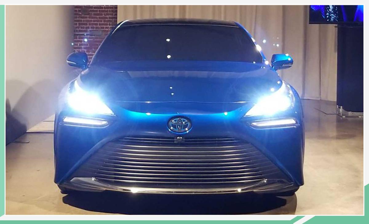 丰田全新Mirai首发亮相 将于2020年年底上市
