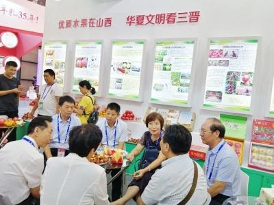 山西优质水果唱响中国——东盟国际舞台
