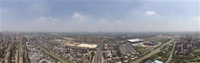 """打造杭州楼市的""""宇宙中心"""""""