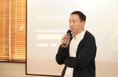 光大泛娱乐产业基金 副总裁 陶靓