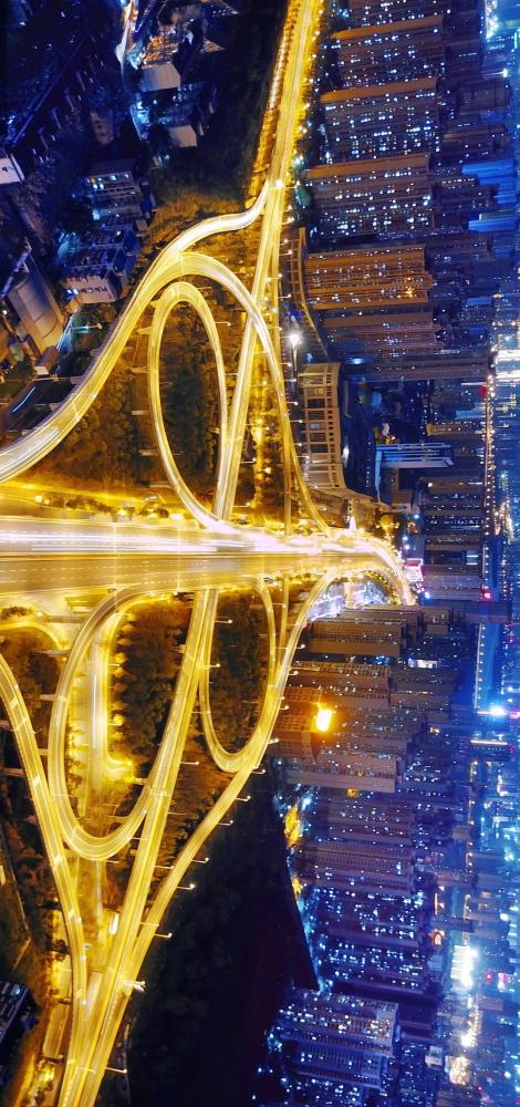 武汉城市立交桥