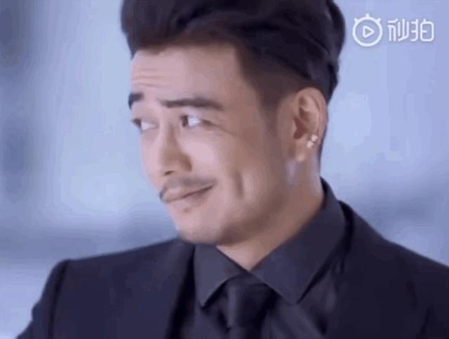 黄晓明的邪魅一笑,陈赫的邪魅挑眉,都是我不v泡沫的泡沫之重油腻之夏电视剧和电影版图片