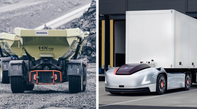 【转载】沃尔沃设立新业务部门:自动驾驶解决方案明年1月1日开始运营