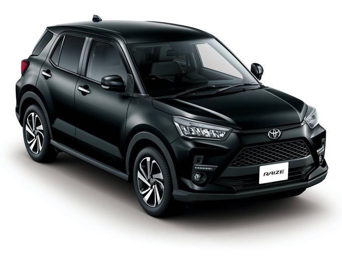 丰田全新Raize正式上市 新车海外起售价约11万元