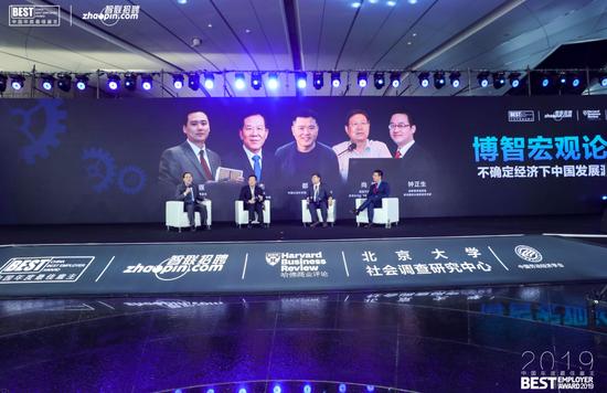 钟正生展望中国明年经济:平稳发展 乌云背后的幸