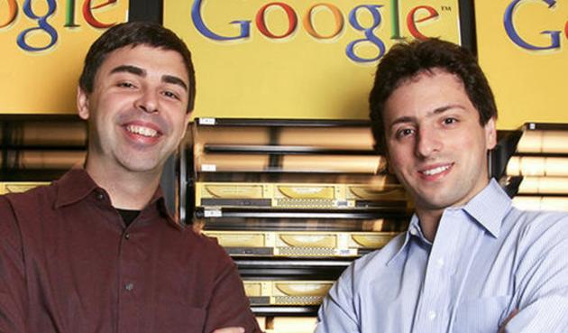 谷歌两位联合创始人辞去管理职务:身家各增10亿美元
