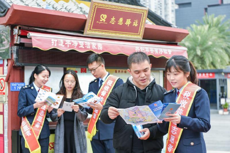 广州工商注册代办广州税收营商环境观察:既有体验感,更有获得感